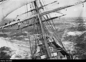 E0C0M9 Ship Garthsnaid, ca 1920s